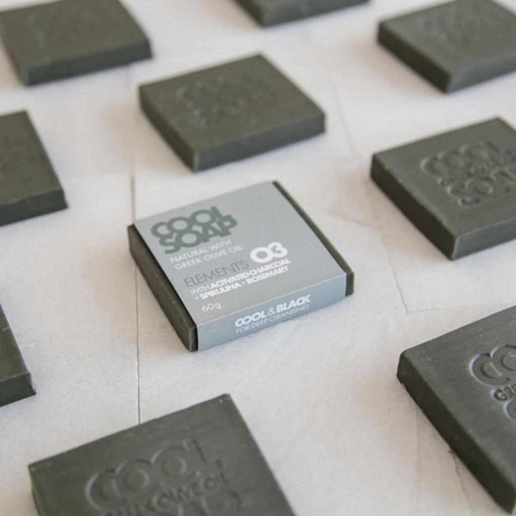 Cool Soap Cool Soap Elements Zeep