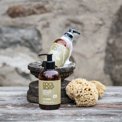 Cool Soap Liquid Soap