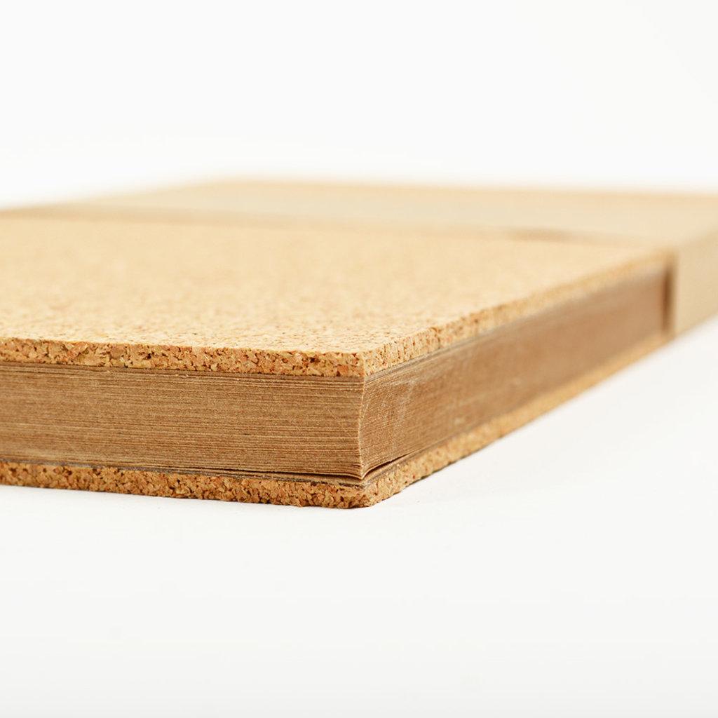 Wooden Notebook