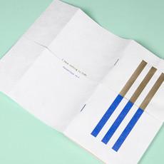 Happily Ever Paper Pocketface Notitieboek