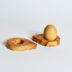 Kiwano Olivewood egg cup