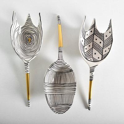 Ceramic Snack Bowls