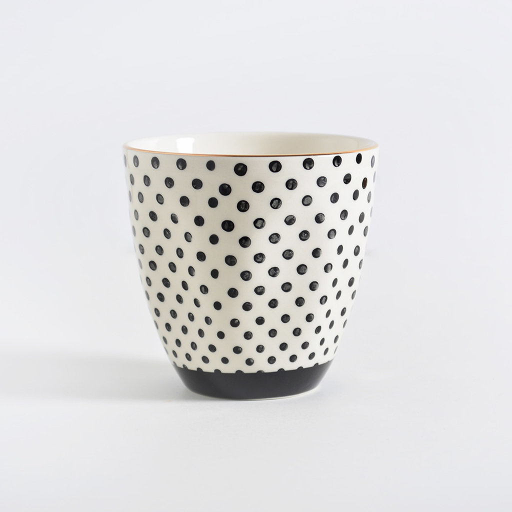 Ceramic Cup with Dots