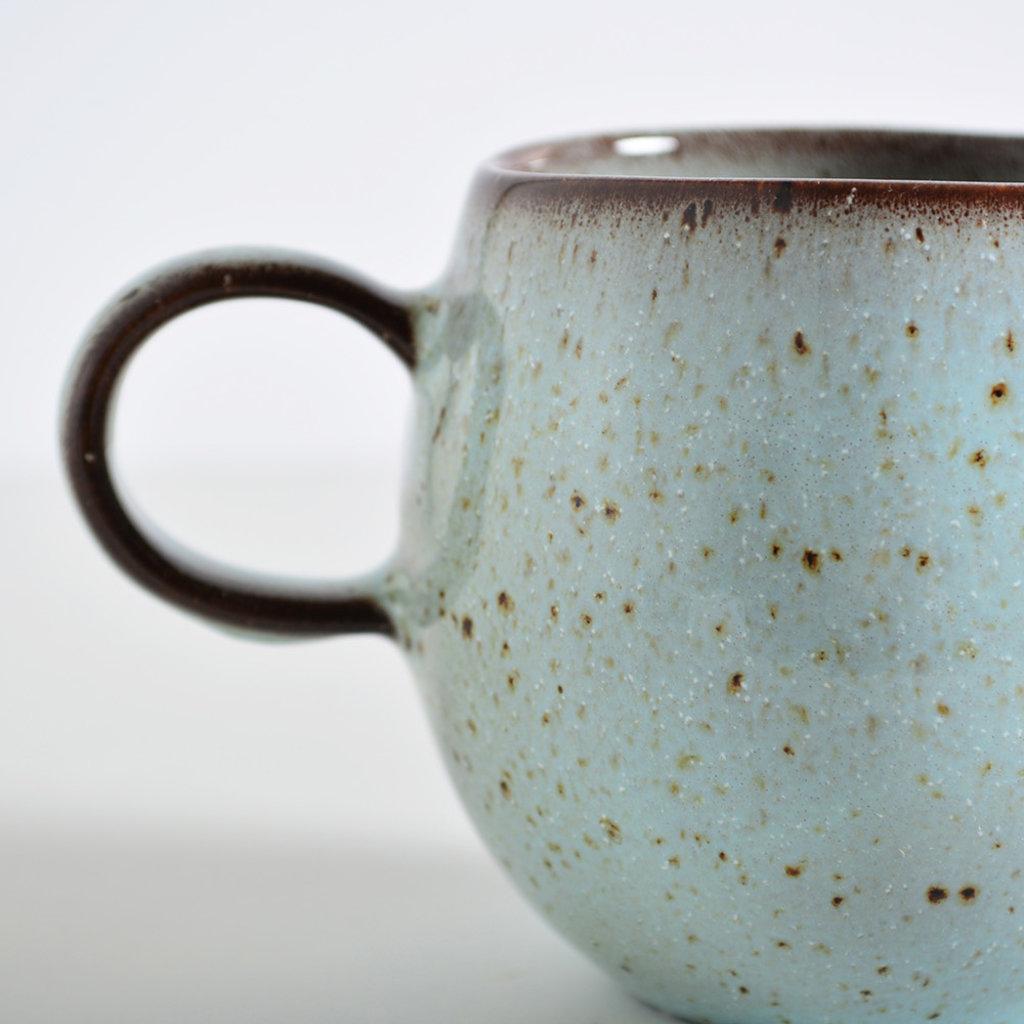 Kitchen Trend 250 ml Earthenware Stone Mok