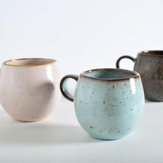 Kitchen Trend 250ml Earthenware Stone Mug