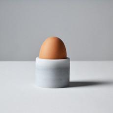 Kiwano Bianco Marmer Eierdopje