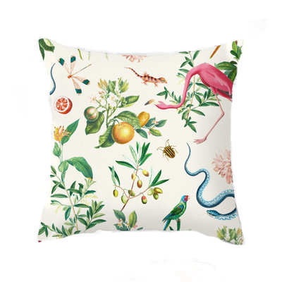 Annet Weelink Cushion - GARDEN OF EDEN soft marshmellow