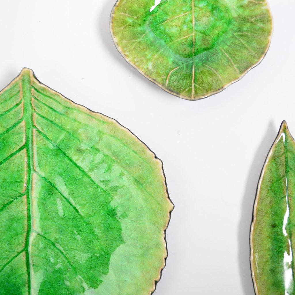 Costa Nova Costa Nova Leaf Mini Schaaltje Ovaal