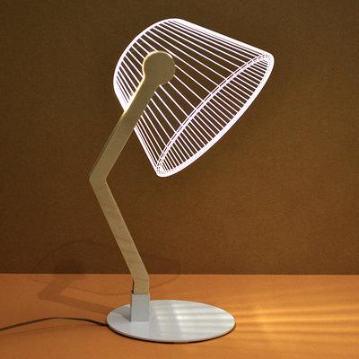 3d Tafellamp