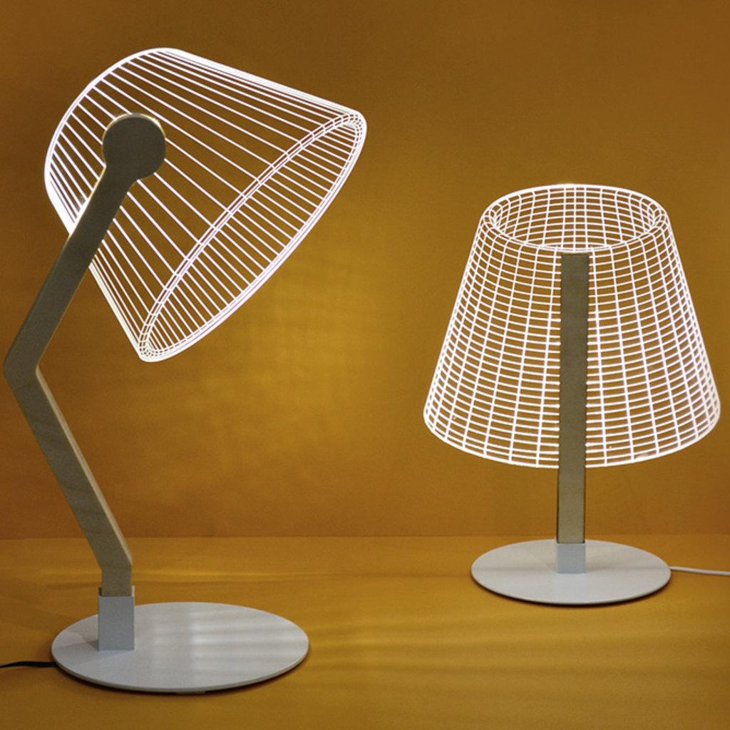 3d Tablelamp
