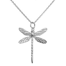 By Lauren Amsterdam Dragonfly Ketting Zilver