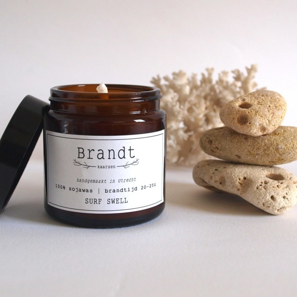 Brandt Apothecary Candle Surf Swell | Brandt
