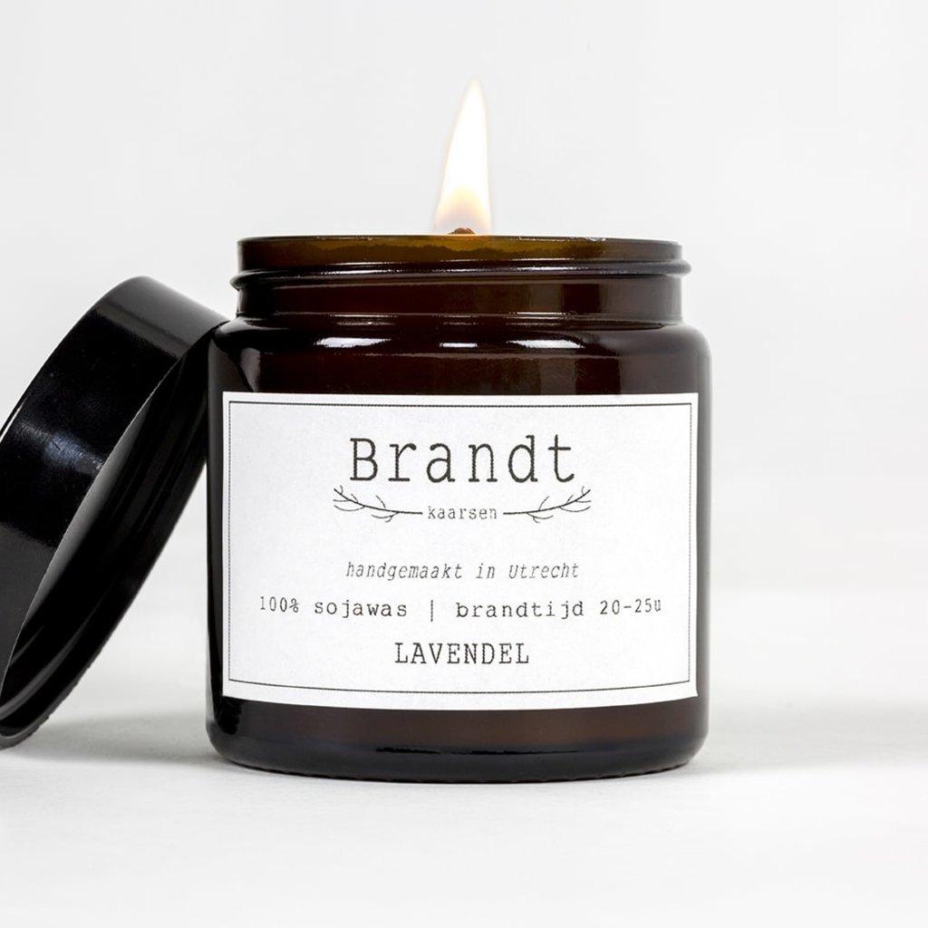 Brandt Apothecary Candle Lavender | Brandt