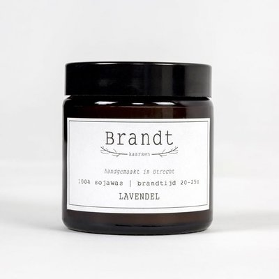 Brandt Kaars Lavendel | Brandt