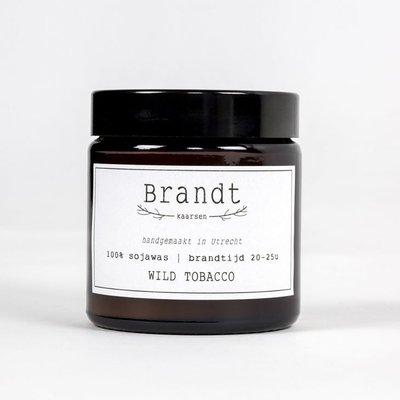 Brandt Candle Wild Tobacco | Brandt