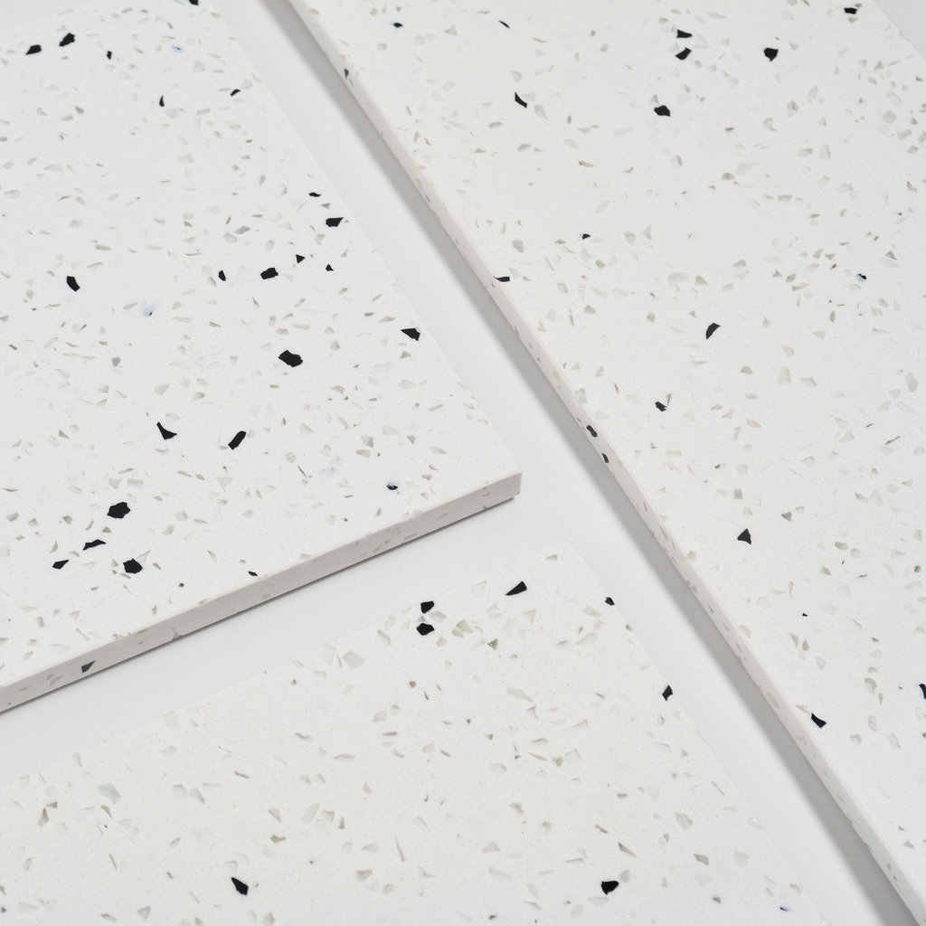 Terrazzo White Serving and Cutting Board