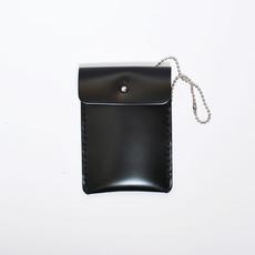 Gush Goods Leather Card Holder | Black