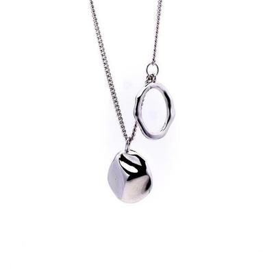 Marc West Marc West Necklace Silver