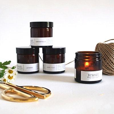 Brandt Sample Gift Set Candles