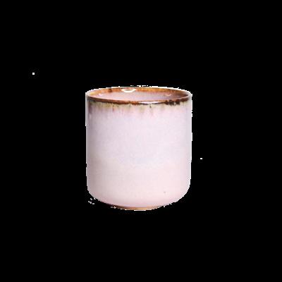Stone Mug Soft Pink