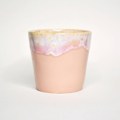 Glazed Cup Soft Pink