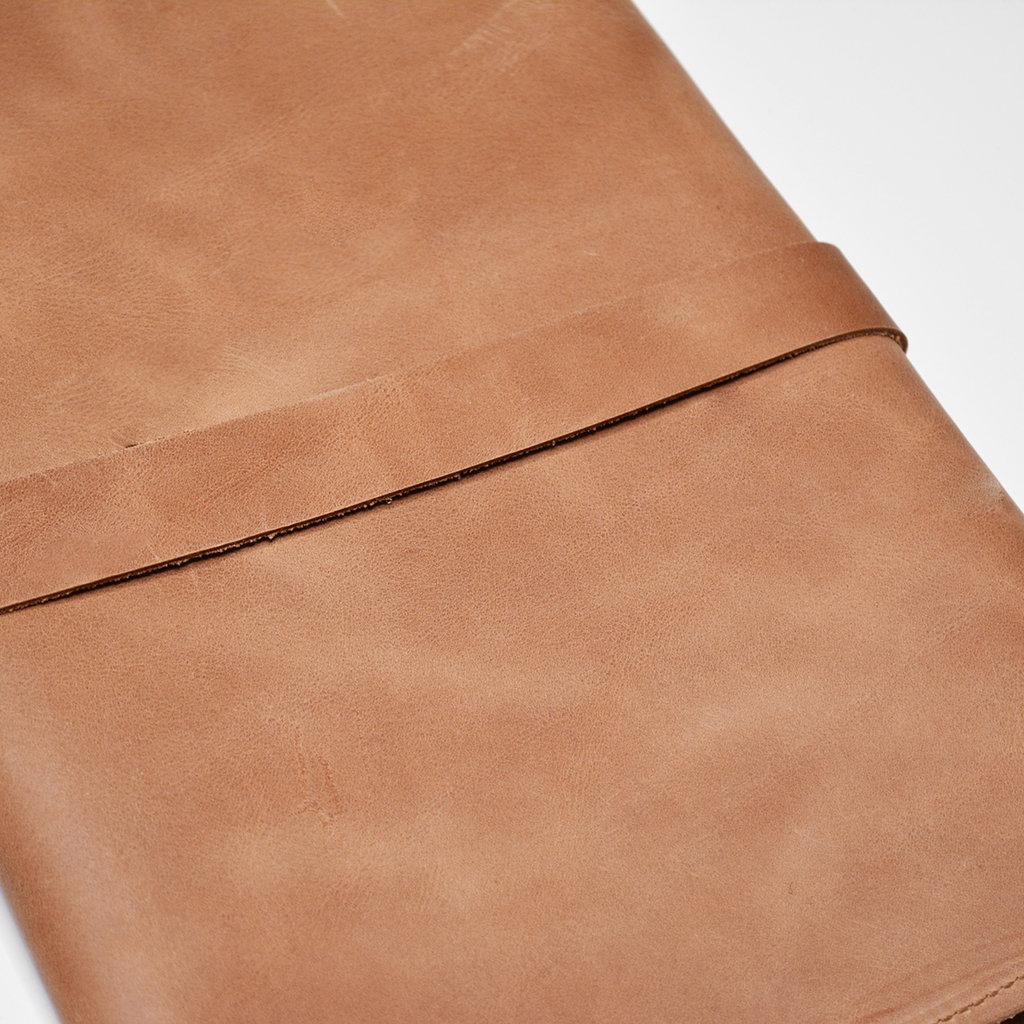 Kiwano Leather Ipad Cover | Clutch