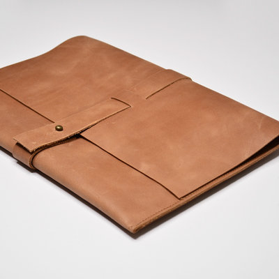 Kiwano Leather Ipad Cover | Clutch