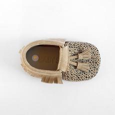 Baby Su Mocco Leopard Babyschoentjes