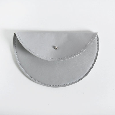 Kiwano Half Moon Mini Clutch