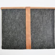 Kiwano Leer Vilt Tablet, Laptop Sleeve 12 inch