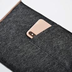 "Kiwano Leer Vilt Tablet Sleeve ""9,7 inch"""