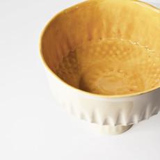 Kiwano XL Handgemaakte Keramiek Snack of Fruit Schaal