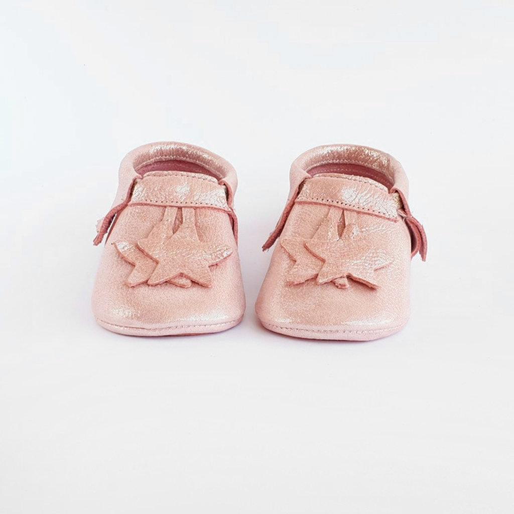 Baby Su Star Shine Babyshoentjes Pink