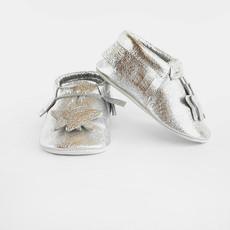 Baby Su Starshine Babyschoentjes Silver