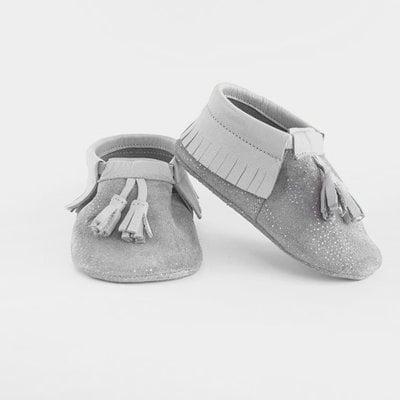 Baby Su Mocco Grey Glitter