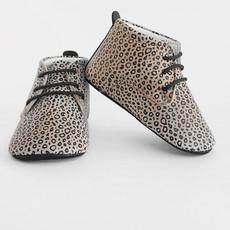 Baby Su Bubby Leopard Babyschoentje