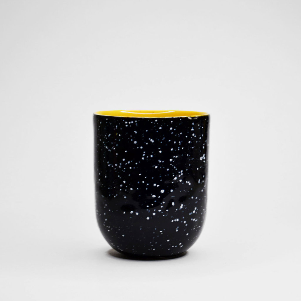 Kiwano Handgemaakte Koffie/Thee Mok   Large