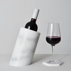 Kiwano Wit Marmer Wijn Koeler