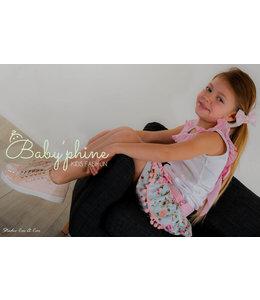 PHI CLOTHING PHI CLOTHING | Prachtig rokje met bloemenprint