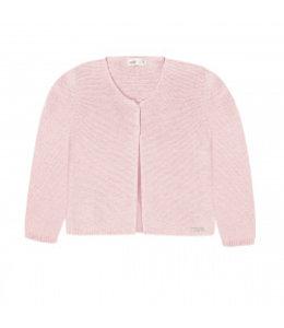 CONDOR  Fijn gebreide cardigan Roze