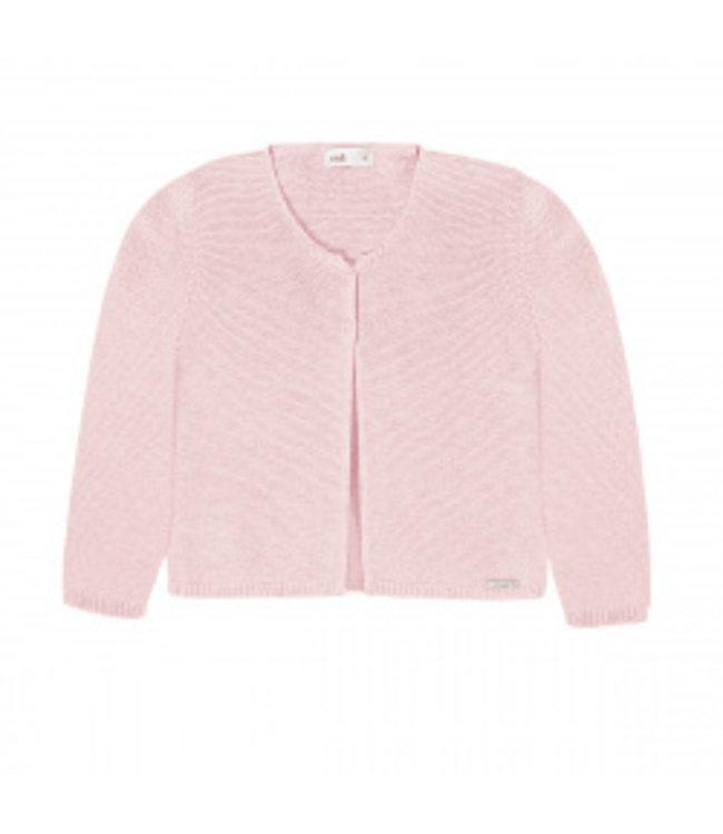 CONDOR  CONDOR | Fijn gebreide cardigan Roze