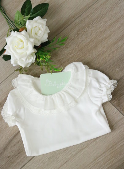 Ivory body with a double collar-1