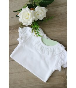 LAIVICAR White Body with English embroidery