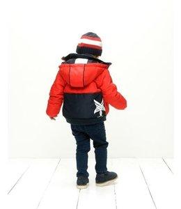 LCEE Rode stoere winterjas
