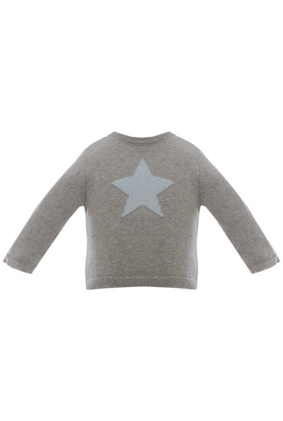 Schattig trui met ster