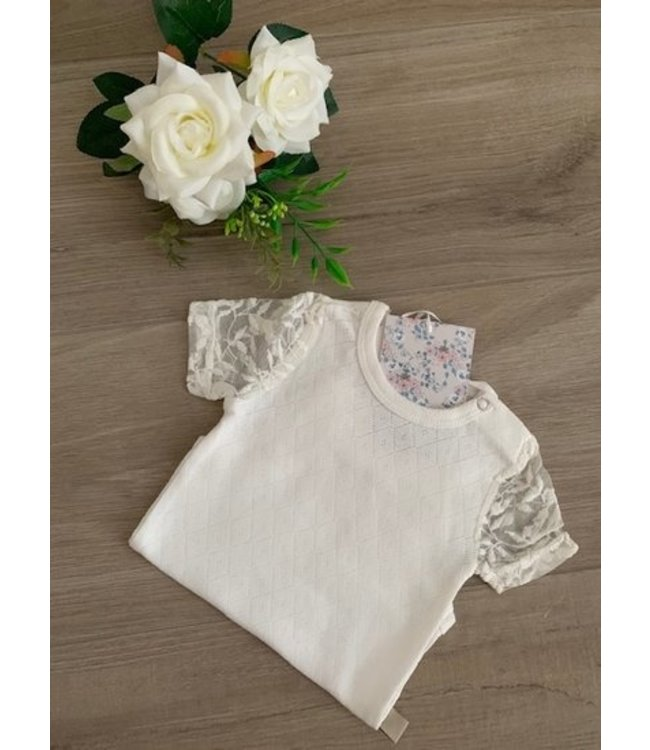 JULIE DAUSELL Body with lace