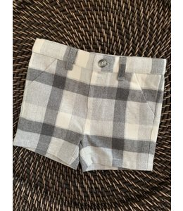 PURETE DU BEBE Grey boys shorts