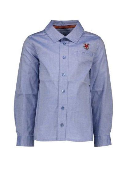 Lichtblauw hemdje
