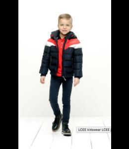 LCEE LCEE | Donkerblauwe broek