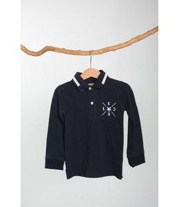 LCEE LCEE | Donkerblauwe polo